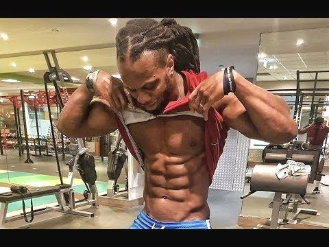 BEAST MODE In The Gym -The Monster Ulisses Jr #crossfit #