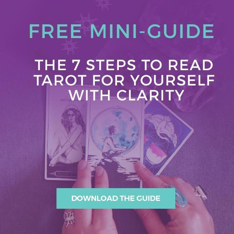 biddy tarot card meanings major arcana