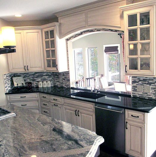 Fine Kitchen Cabinets: ProCraft Fine Cabinet And Woodwork Love The Arched Pass