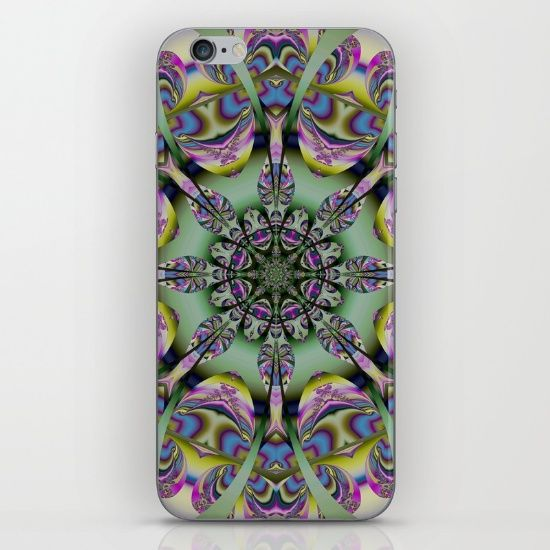 Buy Colourful mandala with decorative shapes and tribal patterns iPhone & iPod Skin by thea walstra. Worldwide shipping available at Society6.com. Just one of millions of high quality products available.
