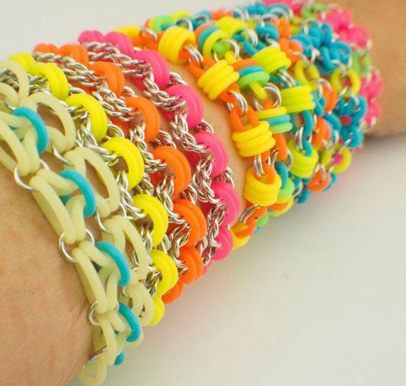 Premium Twisted Stretch Chainmaille Bracelet by UnkamenSupplies