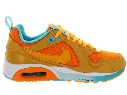 For Sale Popular Nike Women's Air Max Trax Running Shoe Womens Atmc Mango/Kmqt White Plrzd Bl Nike Womens Running Shoes