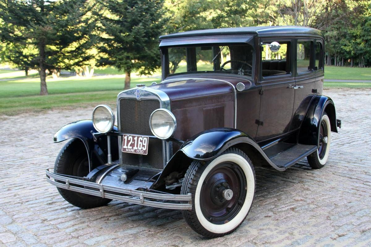 1930 Chevrolet Universal Ad Sedan For Sale Hemmings Motor News Chevrolet Antique Cars Old Classic Cars