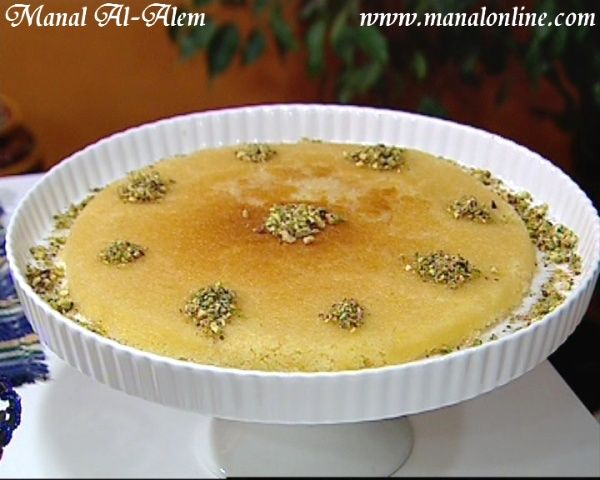 كنافة ناعمة بالجبنة Arabic Desserts Desserts International Recipes