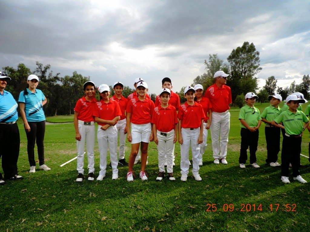 Viajan este viernes selecciones de clubes locales a la 3er etapa de la Gira Infantil de Golf 2014 ~ Ags Sports