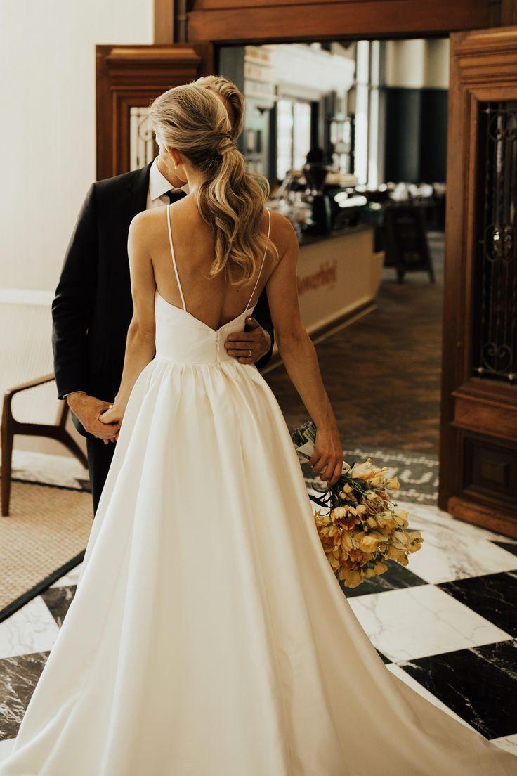 Weddingdresses Fit And Flare Wedding Dress Wedding Dress Trends Cute Wedding Dress
