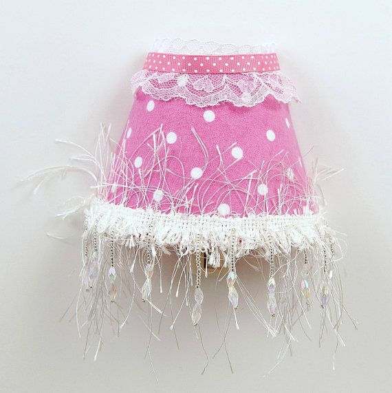 Pink and Lace Night Light