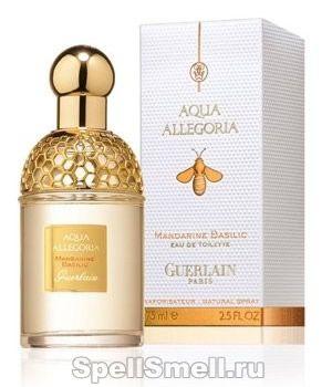 купить духи герлен аква аллегория мандарин базилик парфюм