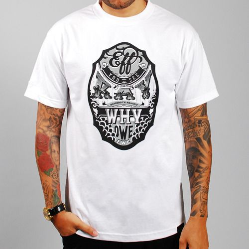 #bldbth #blood #bath #bloodbath #project #tshirt #fashion #swag #tee #fresh #urbanwear #skate #skateboard #snow #bmx #bike #redbull #white #shirt #police #fuck #anarchy #ftp #fuckthepolice #badge