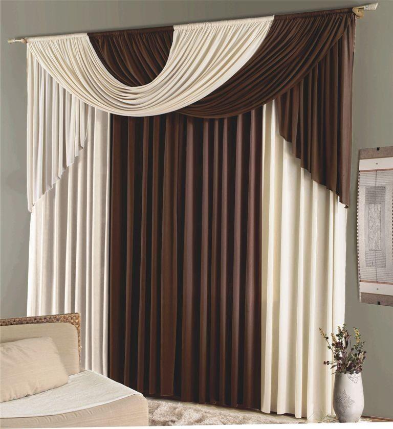 Resultado De Imagen Para Cortinas Para Sala Modernas Cortinas En - Cenefas-para-cortinas-de-sala