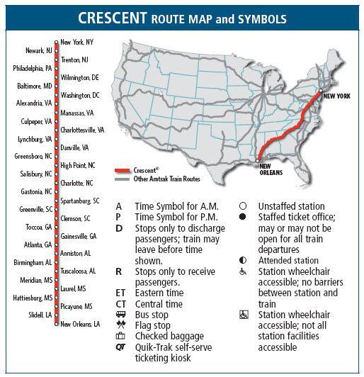 Train From Atlanta To New York