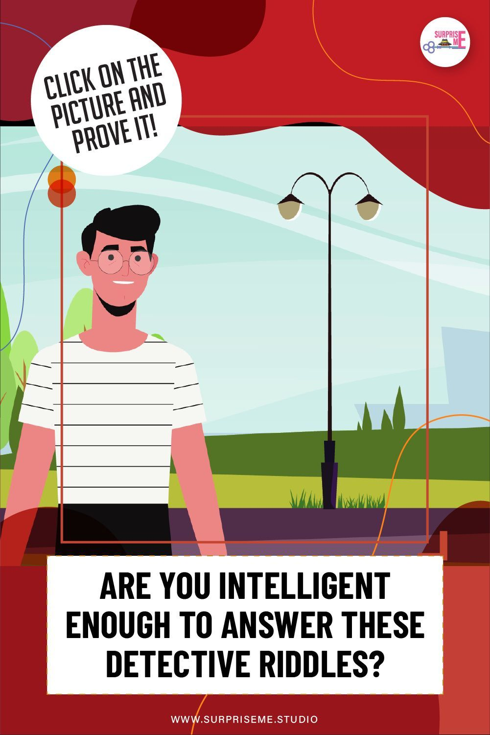 Are You Intelligent Enough to Answer these Detective