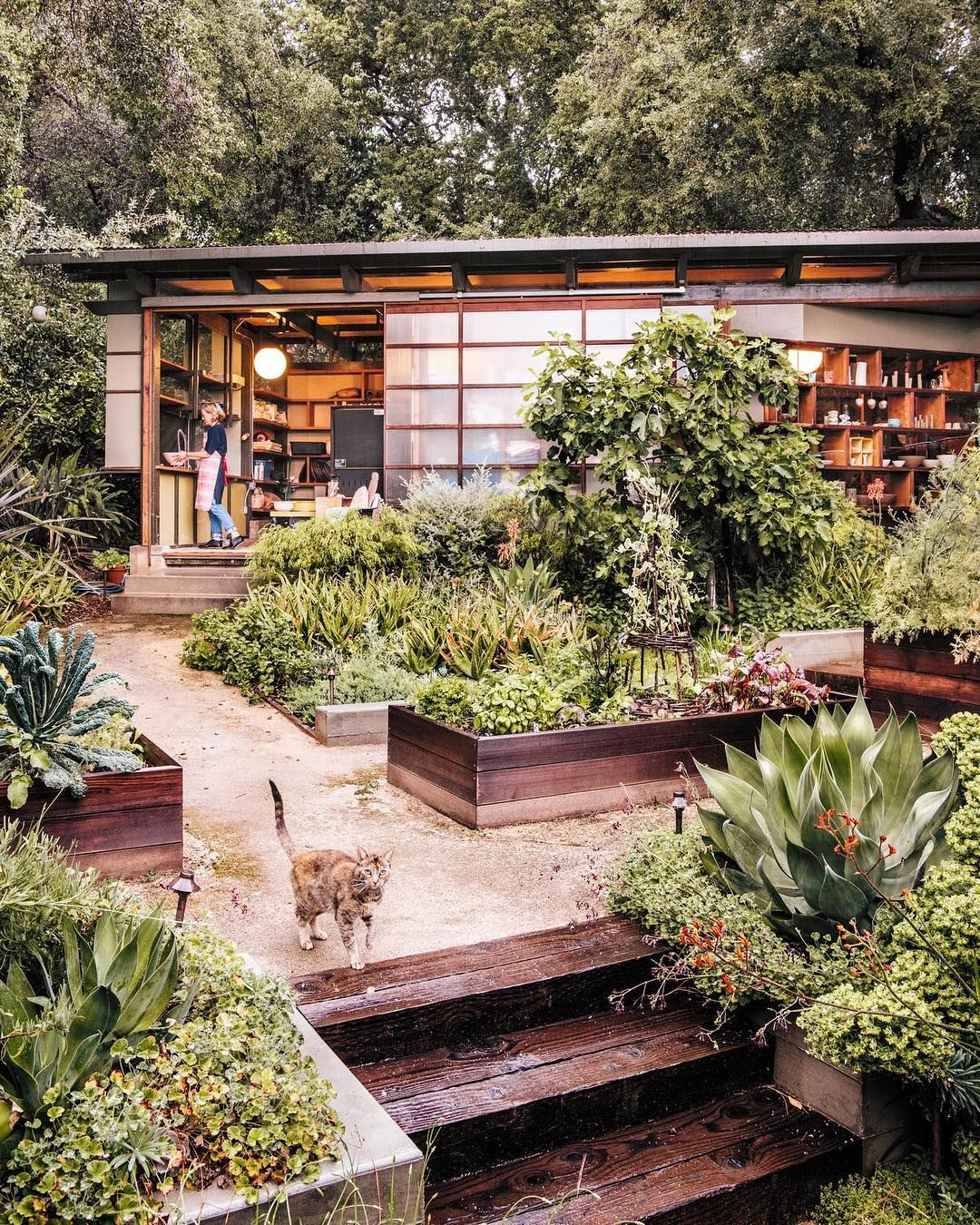 We love this creative compound! Head to dwell.com to check ...