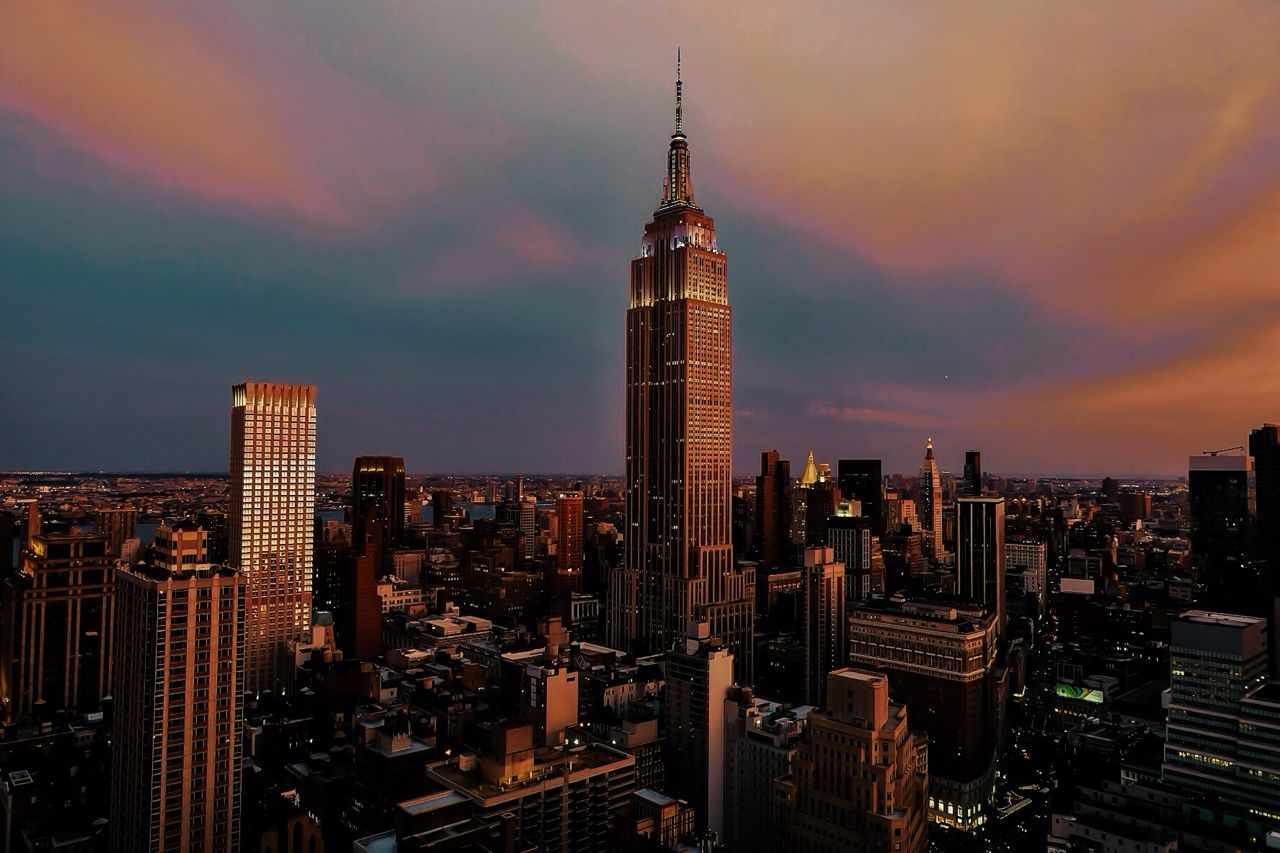 Empire State Building bymamudsny