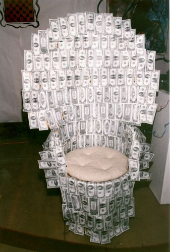 Money Chair Google Search Chair Decor Home Decor