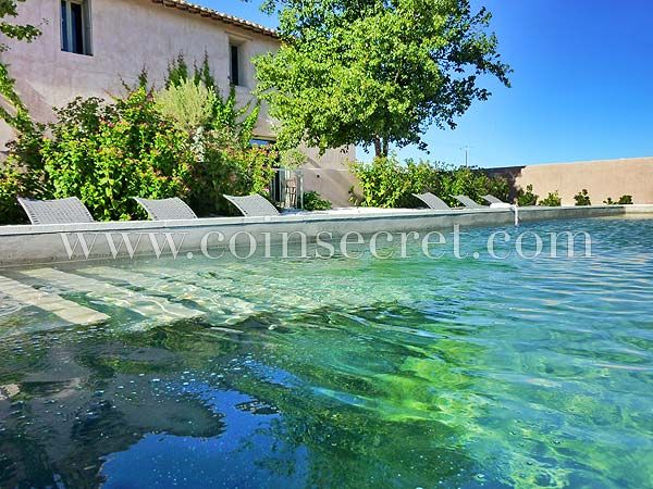 Location du0027un mas de vacances en Camargue, location de vacances en - location vacances provence avec piscine