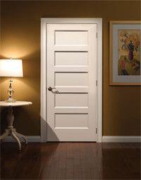 Craftsman Look For Interior Doors Craftsman Interior Doors, Craftsman Style  Interiors, Craftsman Door,