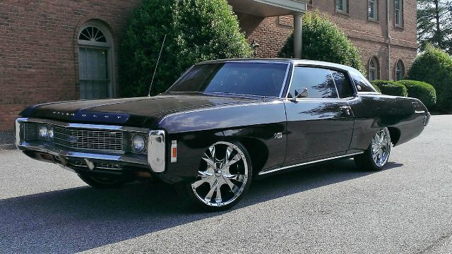 1969 chevrolet impala custom coupe. Black Bedroom Furniture Sets. Home Design Ideas