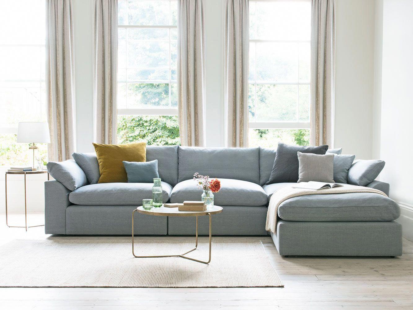 27 Unbelievable Corner Sofa Grey Corner Sofa Brown Furniturestore Furniturejati Cornersofa Chaise Sofa Modular Sofa Deep Sofa