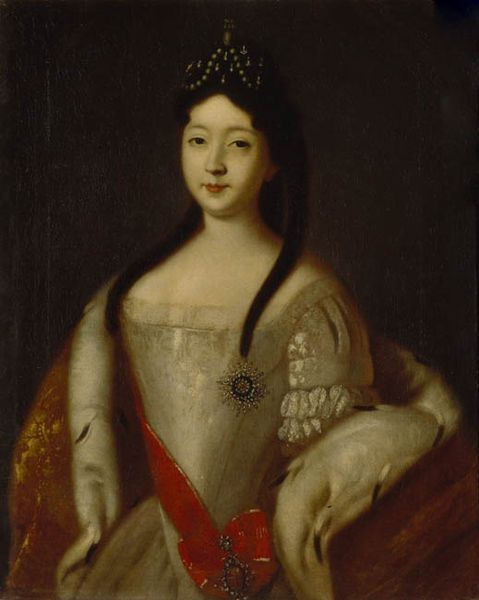 Grand Duchess Anna Petrovna Of Russia 27 January 1708 4 March 1728 Daughter Of Emperor Peter I Port Catherine The Great Peter The Great European Costumes