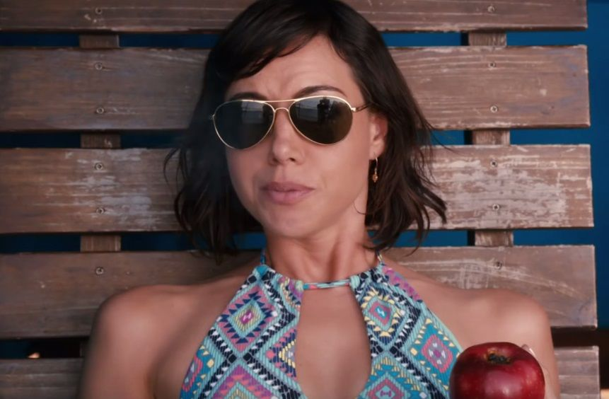 Aubrey Plaza Short Hair Mike And Dave