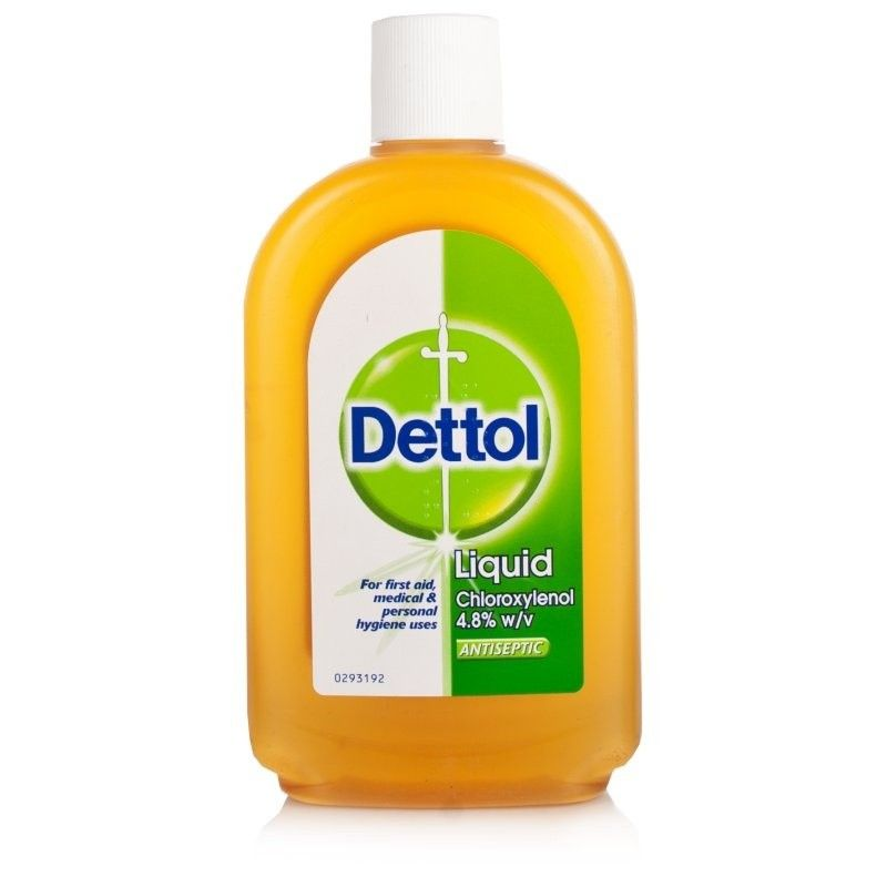 Dettol Liquid Antiseptic Disinfectant Bites Stings Personal