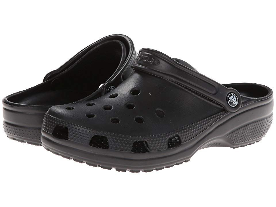 Crocs Classic Clog Clog Shoes Black in