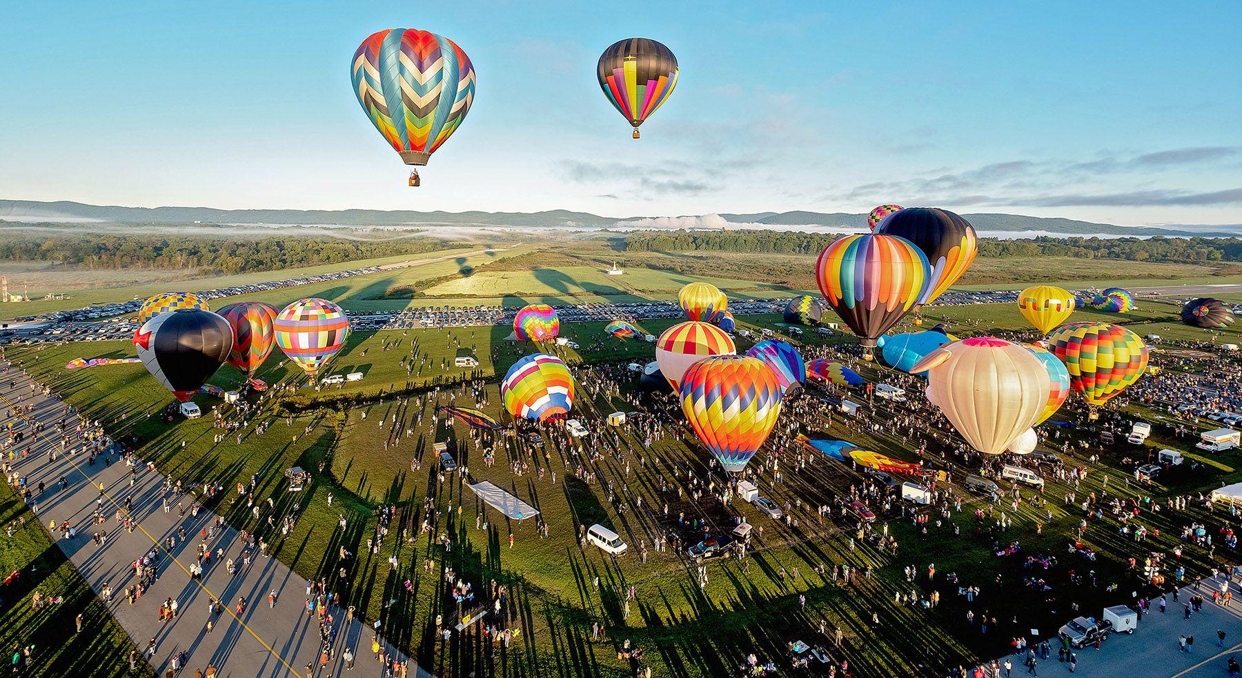 ADIRONDACK BALLOON FESTIVAL Air balloon festival