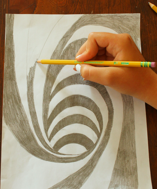 Optical Illusions for Kids to Make | Optical illusions for ...