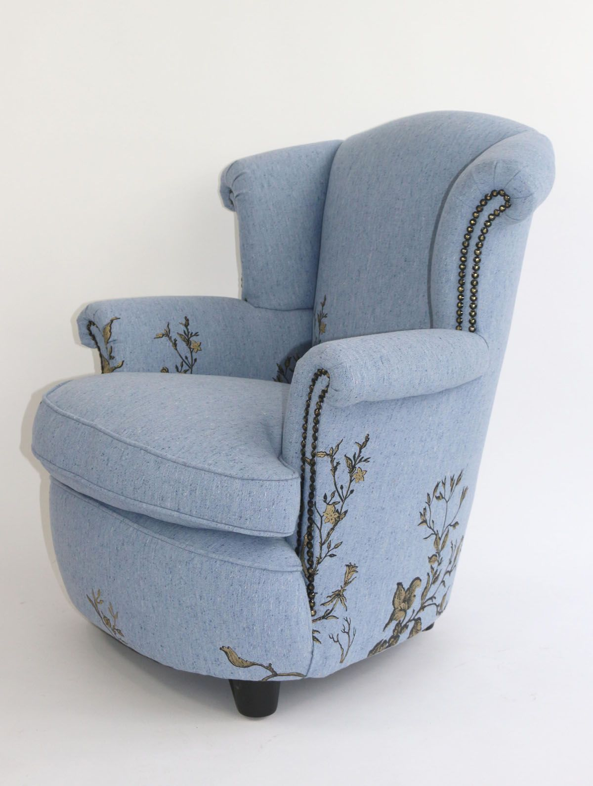 Furniture Timorous Beasties Upholstered Chairs
