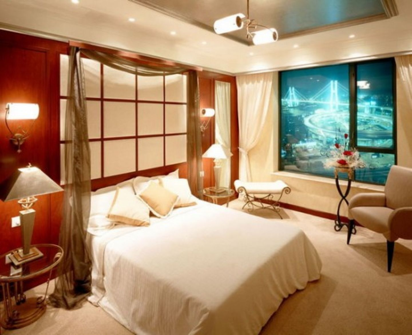 Ordinaire Hot Bedroom Decorating Ideas For Couples Luxury Lighting