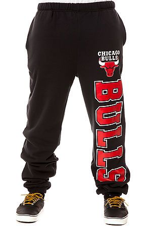 c7aed0f9c76 Mitchell   Ness Sweatpants Chicago Bulls in Black Use Rep Code   theartfuldamsel for discount