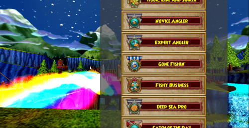 Wizard101 Fishing Ranks and Badges Guide | Swordroll's Blog