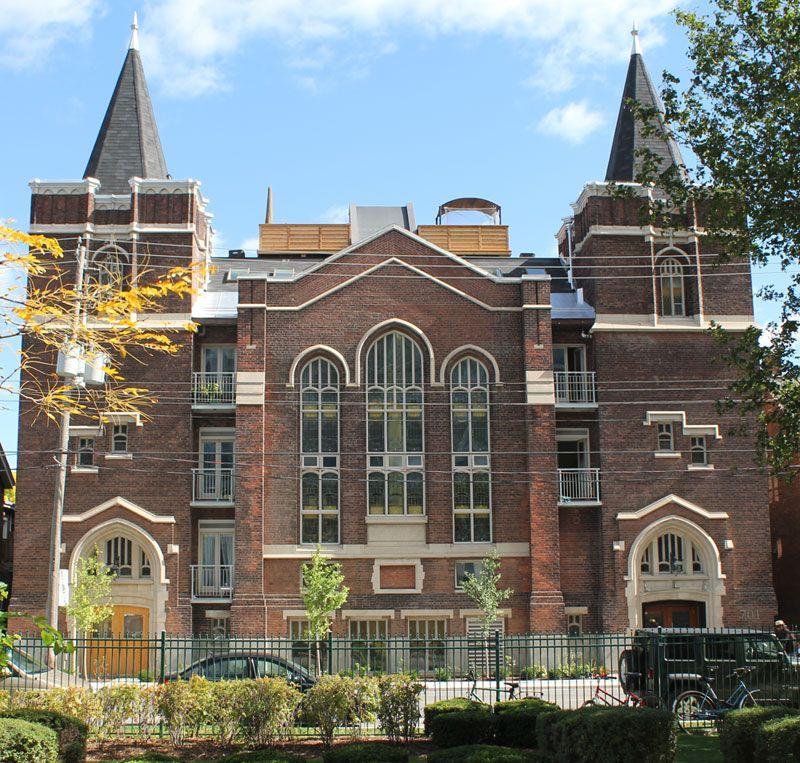 Church Lofts Of Fishtown Apartments Philadelphia Pa: About The Church Lofts In Toronto.