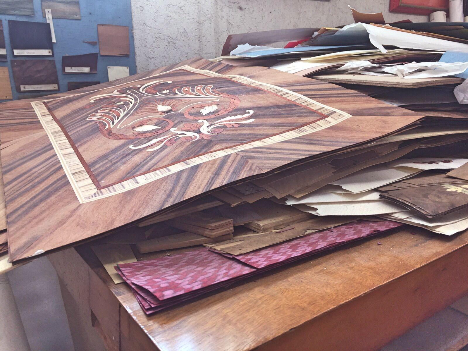 Mobili in legno design lusso intarsio mobiliaresi