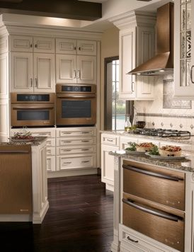 oiled bronze appliances | Cabinets | Pinterest | Oil, Kitchens and House