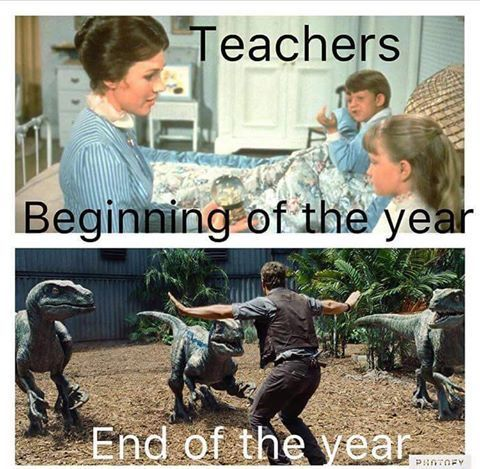 Image result for Year end teacher memes