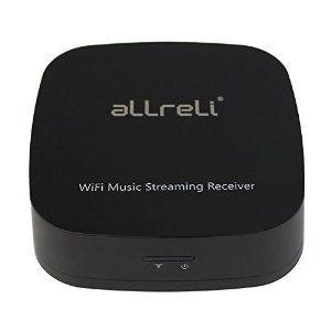aLLreli® M1 WiFi Wireless Music Receiver/Adapter