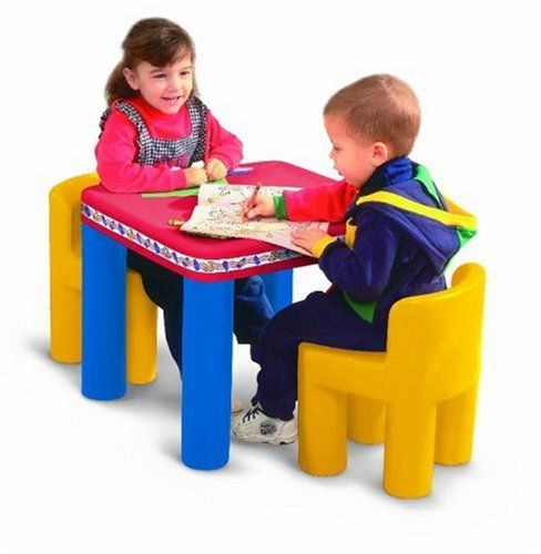Little Tikes Classic Table And Chairs Set Little Tikes These Last