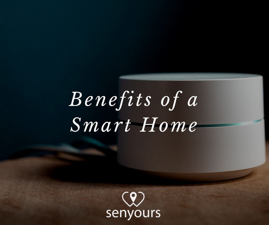 Ever Wondered What's The Buzz Around Smart Home Technology