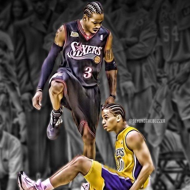 nba players nba basketball art