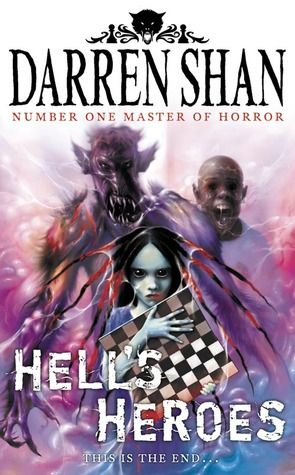 list of darren shan books