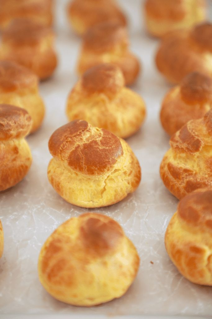 Photo of Easy Choux Pastry Recipe (With Video) – Gemma's Bigger Bolder Baking