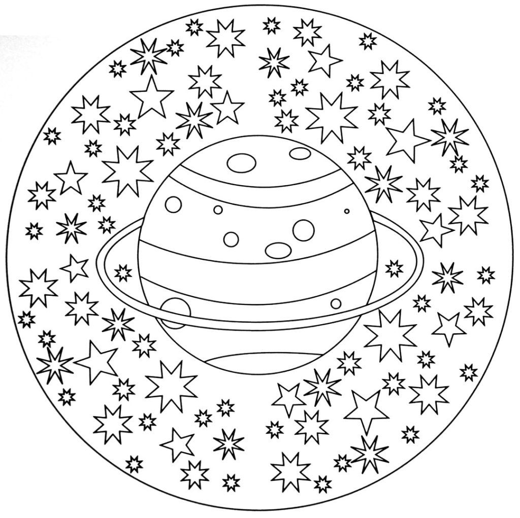 Mandalas For Kids Mandalas For Kids Mandala Coloring Pages Mandala Coloring Books [ 1021 x 1024 Pixel ]