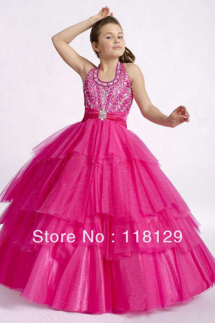 vestidos de niñas | Ceremonias | Pinterest | Vestidos de niñas ...