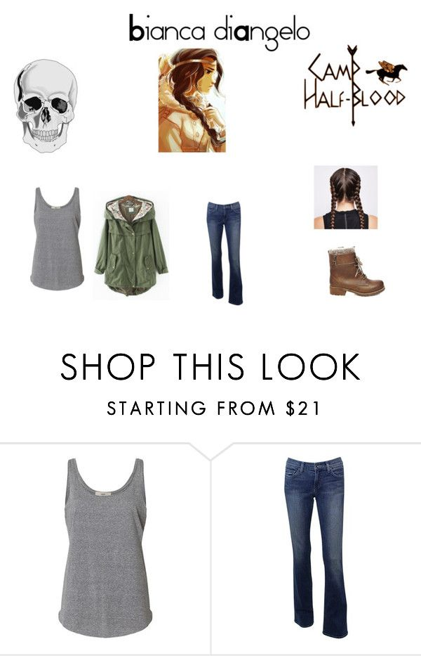 """""""Bianca diAngelo"""" by a-fangirl-mrc on Polyvore featuring Angelo, Ultimate and Steve Madden"""