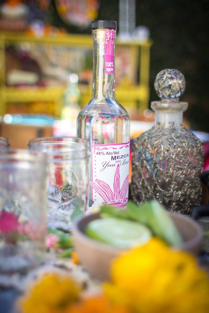 Marigold Mezcal Margarita Recipe   ¡HOLA! JALAPEÑO
