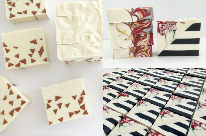 Tania Of Soapish Creates Cold Process Soaps Along With Lotions Scrubs And More Learn More About Tania And Her Business Soapish In This Interview