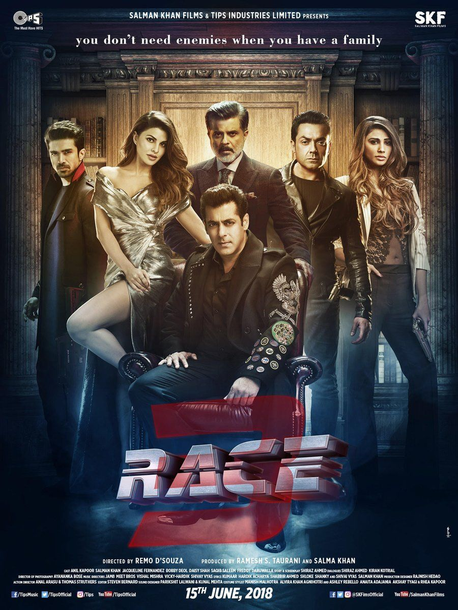 2c8a6937 Bollywood superstar Salman Khan is all geared to wow his fans with his  forthcoming film Race 3 scheduled to release during Eid, June 2018.