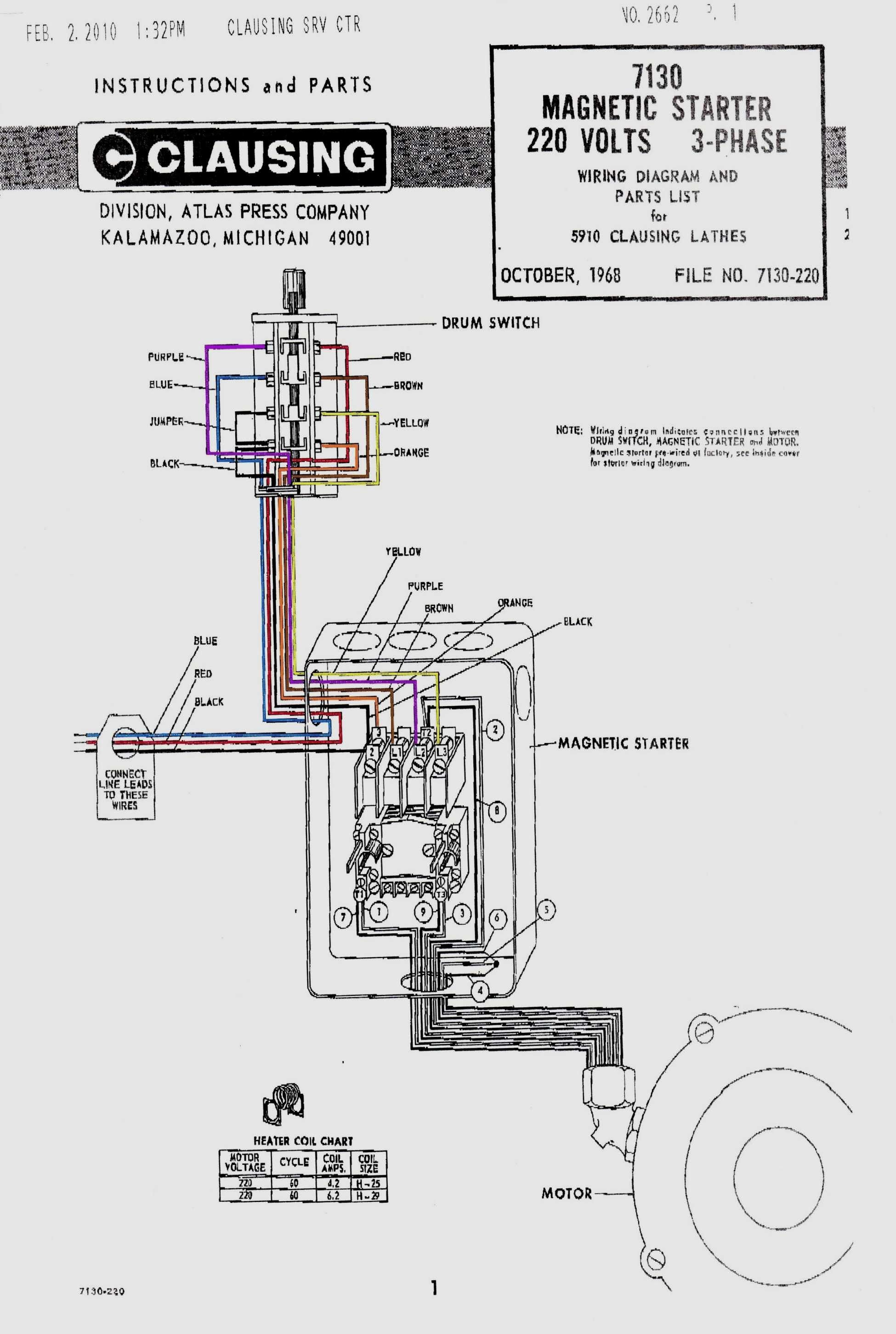 New Contactor Wiring Diagram Ac Unit diagramsample
